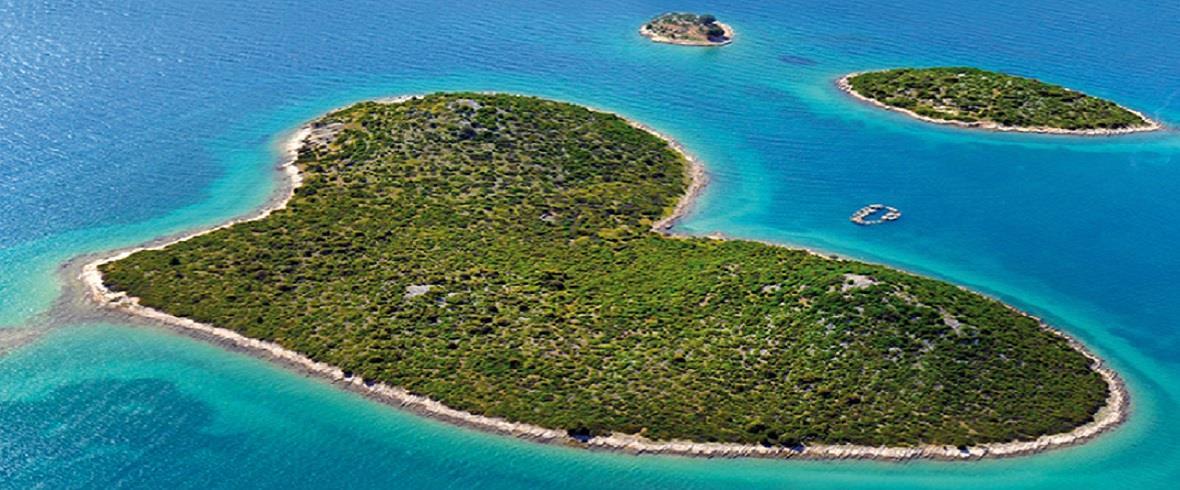 Chorvatsko - srdce