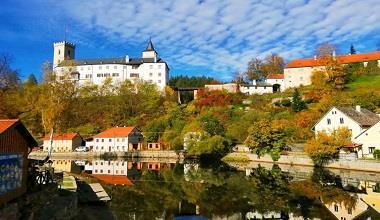 Pobyty v České republice