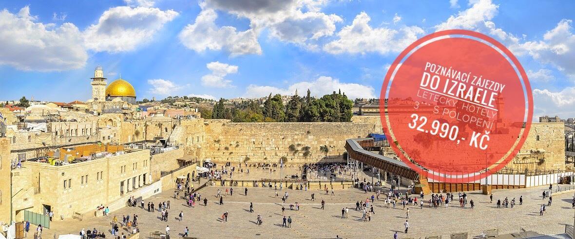 Izrael poznávací