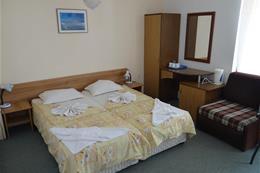 Hotel PANORAMA_dvoulůžkový pokoj s možností přistýlky pro dítě
