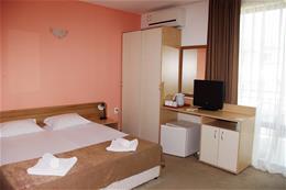 Hotel PANORAMA_dvoulůžkový pokoj