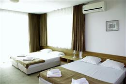 Hotel PANORAMA_čtyřlůžkový pokoj s možností přistýlky pro dítě