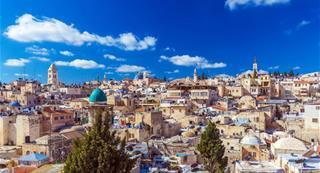 Izrael a Palestina s výletem do Jordánska