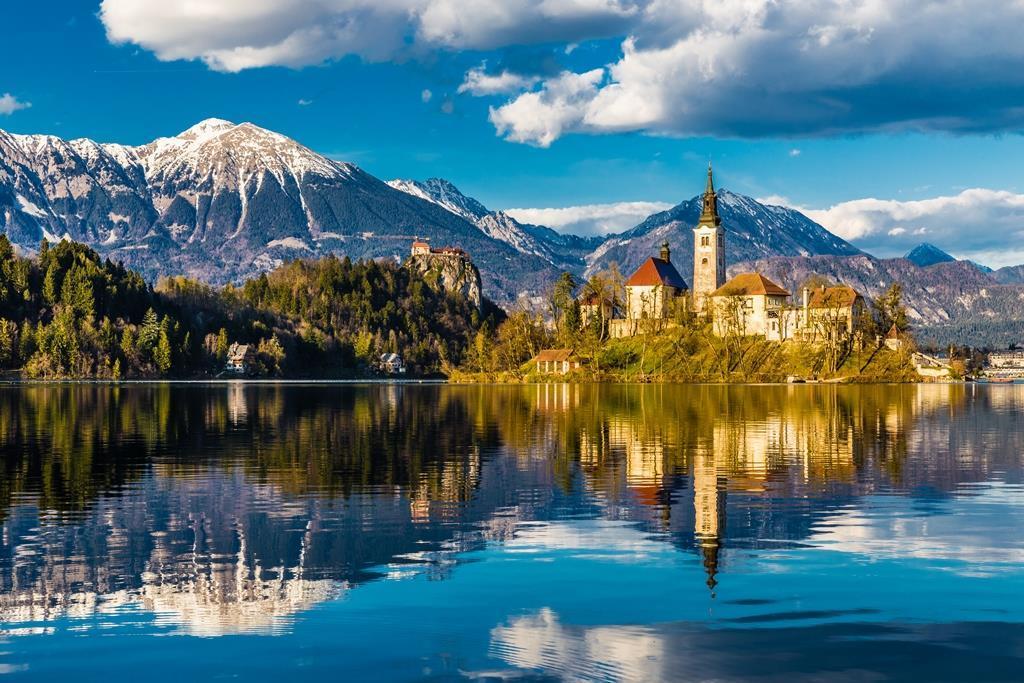 SLOVINSKO - turistika v Julských Alpách