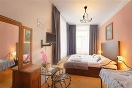 Hotel U Martina_dvoulůžkový pokoj s možností přistýlky